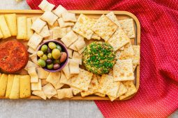 Vegan Cheese Platter